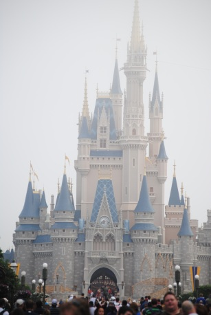 A family trip to the Magically fogy Kingdom in May.