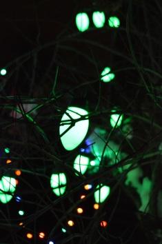 Bulbous LED bulbs 2
