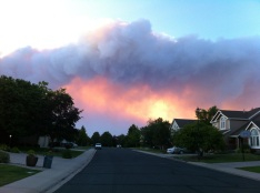 Fort Collins fire.