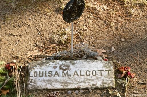 Louisa May Alcott, Sleepy Hollow, Concord, MA