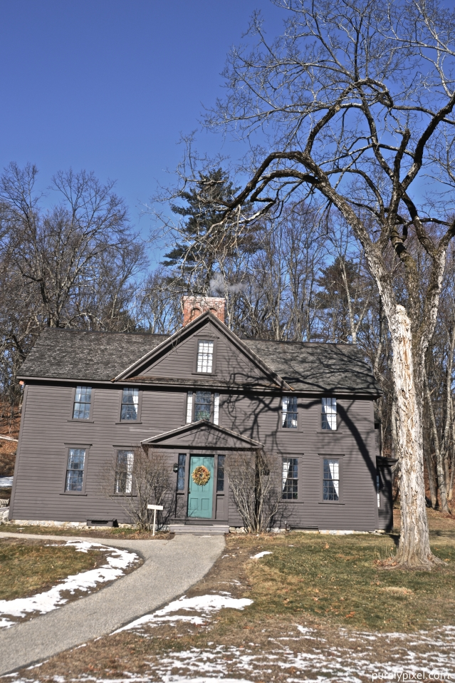 Louisa May Alcott, Orchard House, Concord, MA