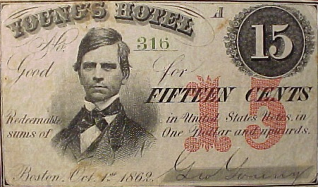 1862 Currency
