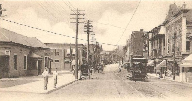 Main Street, Marlborough, MA 1906