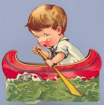 Canoe Valentine 1930