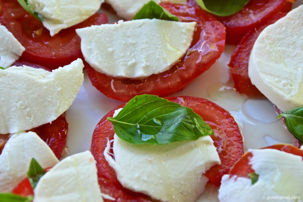 How I've missed you, Caprese.