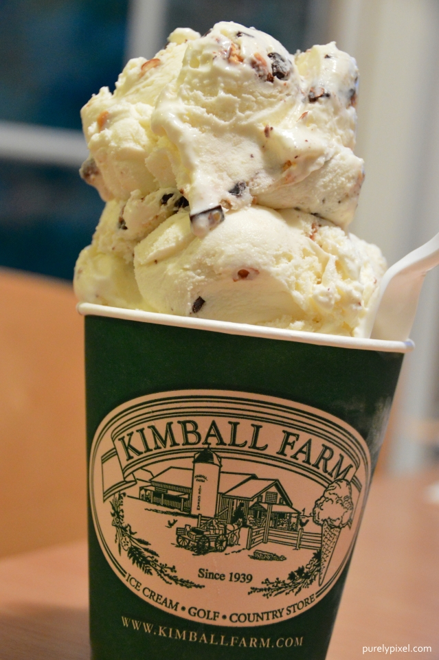 Kimball Farm Coconut Almond Chip