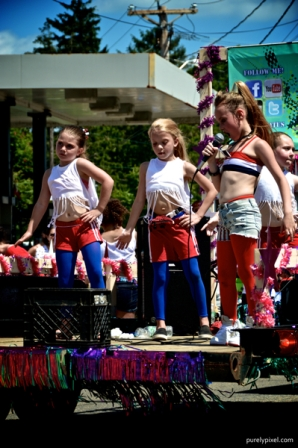 Plymouth July 4 Parade