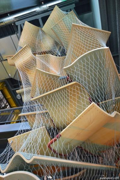 Boston Children's Museum Climbing Structure