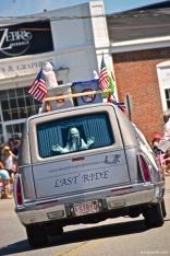 Parade Hearse