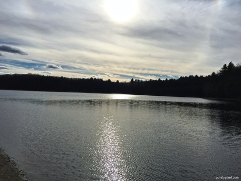 Walden Pond, Concord, Massachusetts