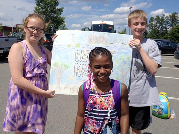 Giving city kids a summer toremember